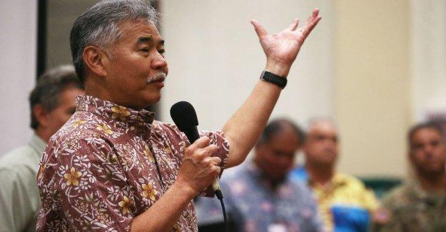 Hawaii gobernador dice que está mirando un retraso' de programa que permitirá a los turistas a visitar sin poner en cuarentena