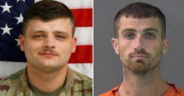Hombre de Texas acusado de asesinato en la muerte de Fort Hood soldado