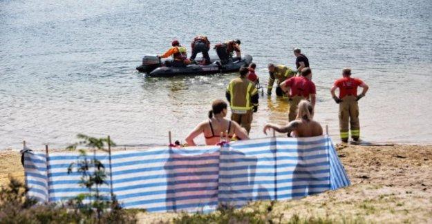 Hombre muere después de 'entrar en crisis en el lago