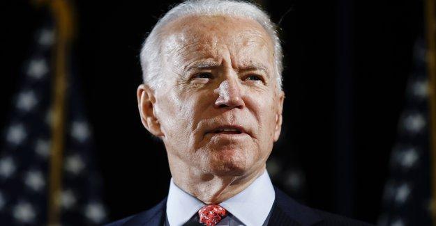 Hombre negro de los líderes de advertir Biden 'perderá' elecciones si no nombre de la mujer de Negro compañero