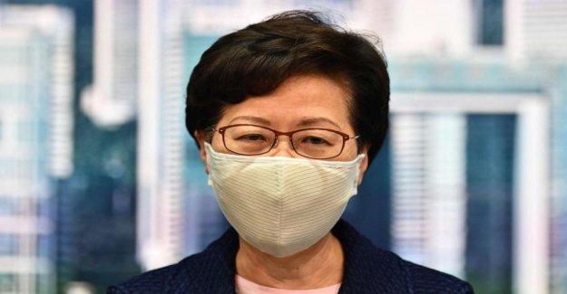 Hong Kong elecciones legislativas aplazado, los demócratas llorar falta