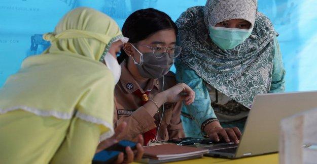 Indonesia toma parte en la última etapa de China ensayo de una vacuna