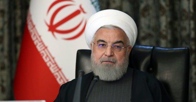 Irán condena a los EMIRATOS árabes unidos trato con Israel, diciendo que es un enorme error