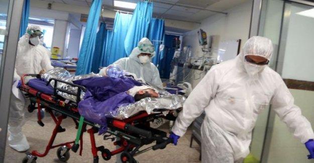 Irán el encubrimiento de Covid-19 muertes revelado por fugas de datos