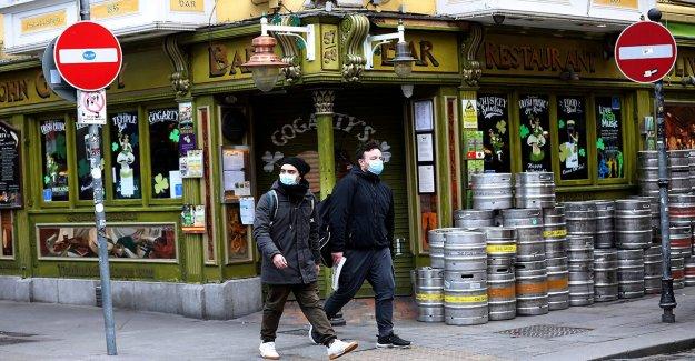 Irlanda informes de mayor número de casos de coronavirus en más de tres meses