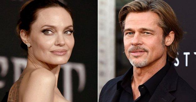 Jolie busca la eliminación de privado juez Pitt en caso de divorcio