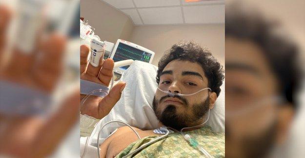 Joven hombre de Florida del coronavirus insuficiencia cardíaca relacionada con las fuerzas de los médicos a actuar rápido