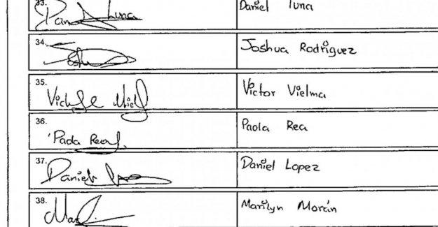 Kanye West NJ papeleta de petición se queda corto, queja, dice