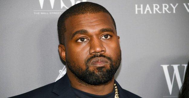 Kanye West cayó de Nueva Jersey boleta de consideración para las firmas no válidas