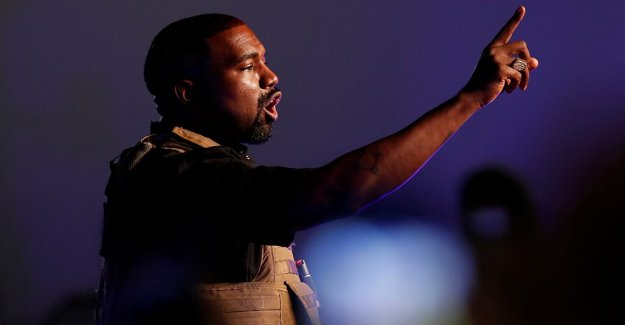 Kanye West pierde la boleta en su estado natal de Illinois