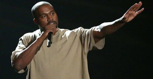 Kanye West revela 'Visión 2020' de la ropa de avalar su candidatura presidencial