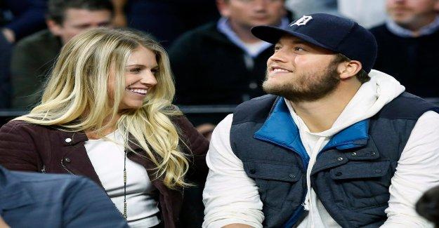 Kelly Stafford rips de la NFL, describe 'pesadilla' después de que el marido Matthew Stafford fue colocado en COVID-IR