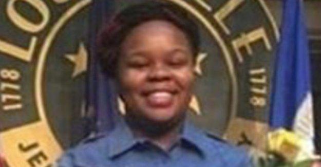 Kentucky AG cumple con Breonna la familia de Taylor por primera vez – a los 5 meses después de su muerte