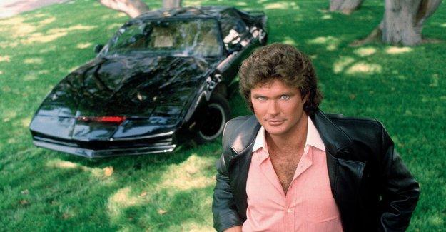 'Knight Rider' regresan a la pantalla grande, pero ¿qué coche va a jugar KITT?