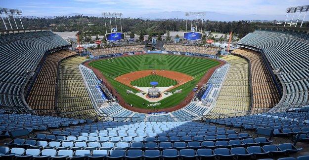 LA Dodgers de transformar el estadio en el sitio de votación para la elección presidencial