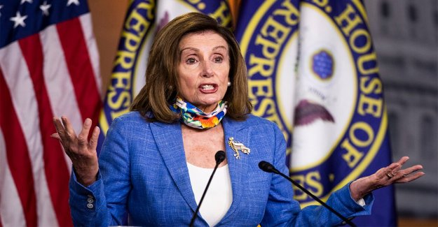 La Casa blanca, los Demócratas 'kilómetros' más coronavirus paquete de ayuda, Pelosi dice