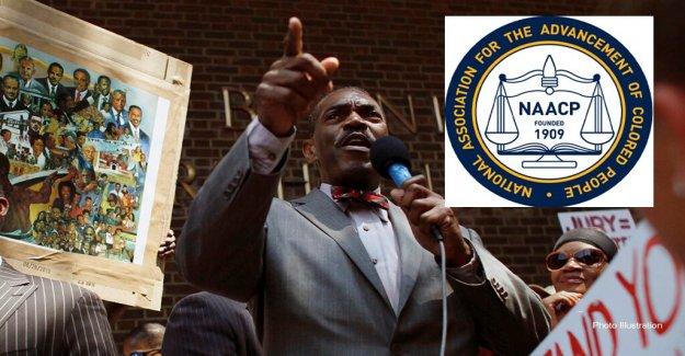 La NAACP se niega a cortar los lazos con Filadelfia líder que comparte anti-Semita post