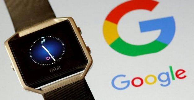 La UE lanza una gran sonda en Google-Fitbit tratar
