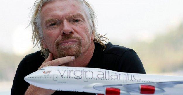 La aerolínea Virgin Atlantic archivos para NOSOTROS la protección de la bancarrota