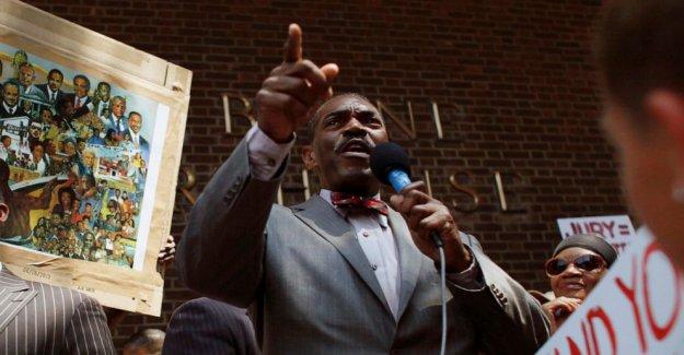 La cabeza de la NAACP de la rama bajo el fuego sobre los anti-Semita Facebook post