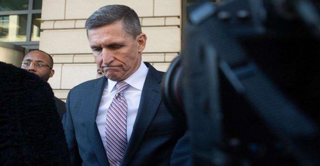 La corte de apelaciones tiene una nueva audiencia en el DEPARTAMENTO de justicia en lo posible para colocar a Flynn caso