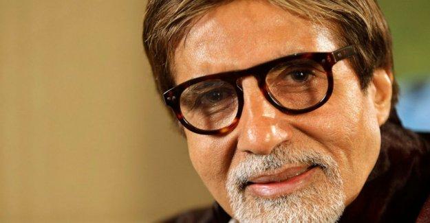 La estrella de Bollywood Amitabh Bachchan se recupera de coronavirus