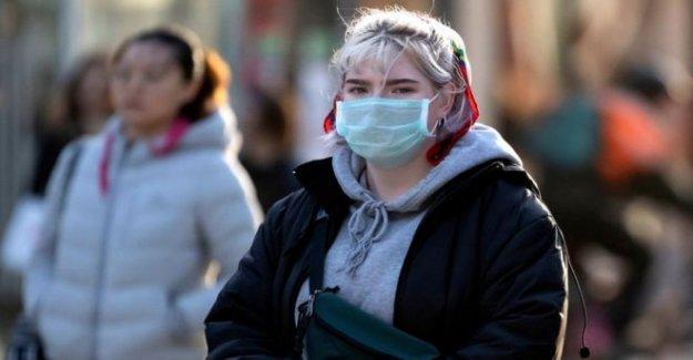 La máscara de la cara ley prolongado si el virus comienza a extenderse'