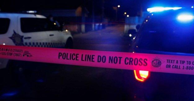 La violencia de las armas plagas de Chicago con hasta 40 jóvenes asesinados hasta la fecha