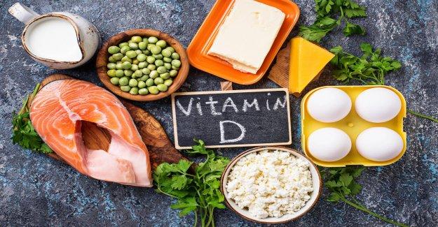 La vitamina D puede no ayudar a la depresión en adultos de mediana edad y los adultos mayores: estudio