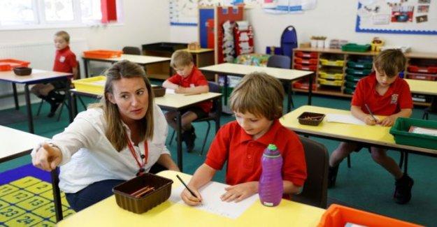 Las escuelas estará listo para septiembre - ministro