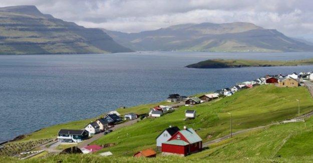 Las islas que queremos a los turistas, así como de pescado