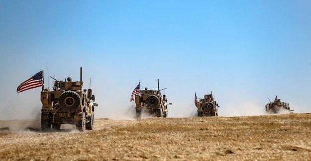 Las tropas estadounidenses atacaron en el este de Siria, dicen los funcionarios de la