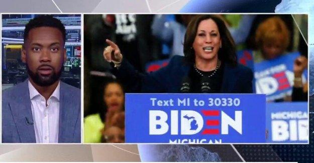 Lawrence Jones, dice Harris tendrá 'de los votantes de color para mostrar' para Biden