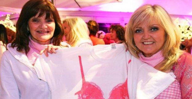 Linda y Anne Nolan tanto en el tratamiento del cáncer