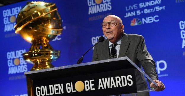 Lorenzo Soria, el presidente de los Globos de Oro grupo, muere a los 68