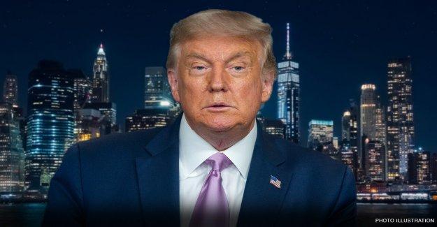 Los Demócratas de nueva York enojado después de NYPD unión aprueba Trump