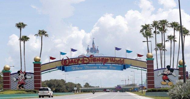 Los actores y el Mundo de Disney llegar a acuerdo después de que el virus de la prueba de lucha