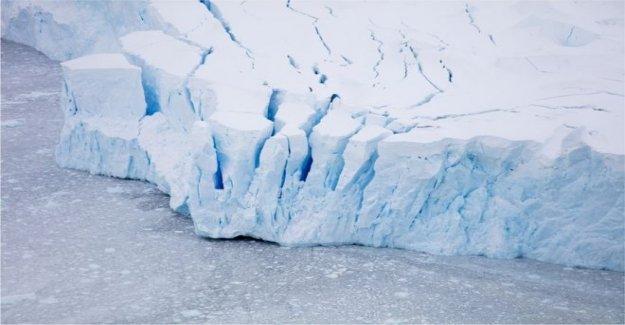 Los satélites de la historia del récord de deshielo de la Antártida