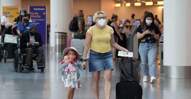 Los senadores del partido REPUBLICANO de nuevo adicionales de la aerolínea de ayuda como los viajes en avión que va hacia abajo, el 75% debido a la pandemia de coronavirus