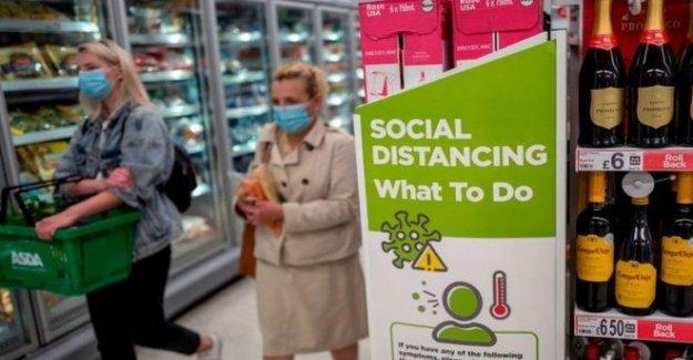 Los supermercados deben aplicar la máscara resistente'