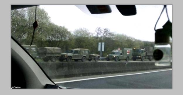 Los tanques en las calles! Y otros cuatro virus engaños