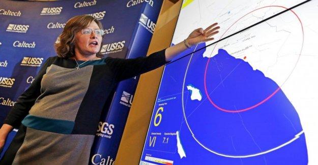 Los teléfonos Android para el seguimiento de terremotos de California; se presenta el sistema de alerta de