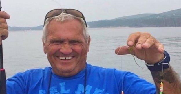 Los tributos pagados a hombre muerto en van accidente