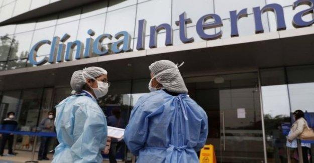 Luchando Perú permite a los médicos Venezolanos ir a trabajar