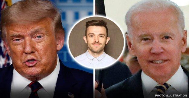 MSNBC productor arrancó por tweet en Rusia la elección de empuje para Trump, que ignora China e Irán las esperanzas de Biden