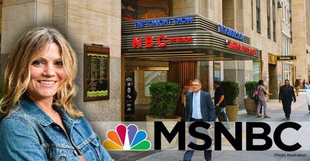 MSNBC productor de renuncia de alguno de red con mordaz carta: bloquean la diversidad de pensamiento' y 'ampliar la franja de voces