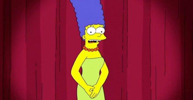 Marge Simpson usa su voz para llamar Trump asesor