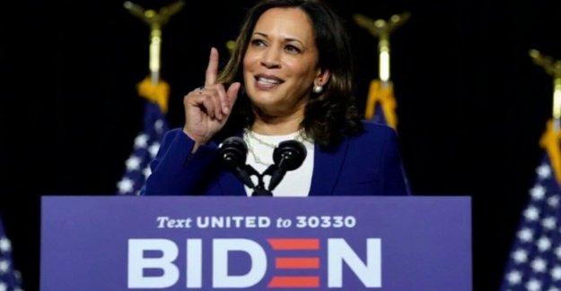 Marsha Blackburn llamadas Biden-Harris, por lejos, la más radical de la izquierda Demócrata billete
