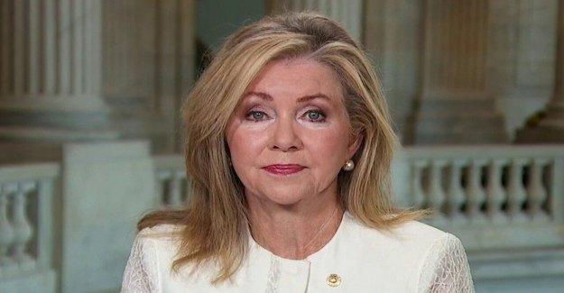 Marsha Blackburn responde a que Tenemos la Espalda: deben tener las espaldas de las mujeres conservadoras demasiado