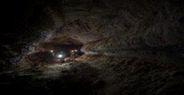 Masiva de los tubos de lava en Marte y la luna podría ser el hogar de la vida, a los investigadores a encontrar